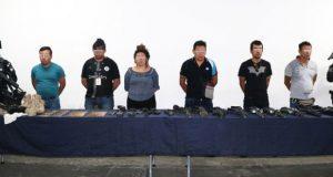 Caen en Huauchinango seis más por agresión a marinos en Xicotepec de Juárez