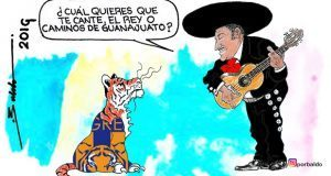 Caricatura: Final Liga MX
