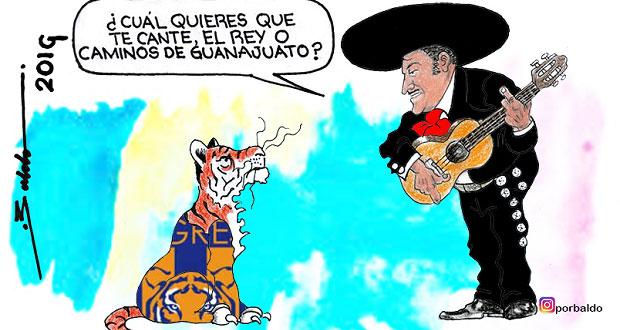 Caricatura: Final Liga MX