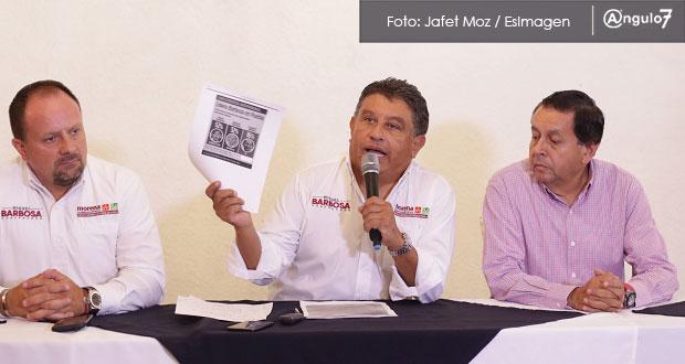 Morena pide a Cárdenas mostrar documento que acredita auditoría al CEEY