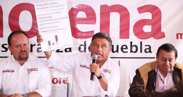 Encuestas confirman que Barbosa saldrá triunfante el 2 de junio