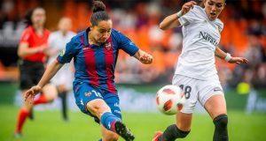 Gol de mexicana Charlyn Corral, el mejor de la liga femenil española