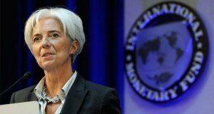 Lagarde, presidenta de FMI, se reunirá con AMLO la próxima semana