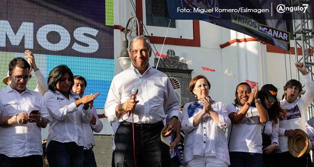 Cárdenas no descarta llevar a tribunales la elección a gobernador