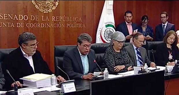 Comienza proceso para la ratificación del T-MEC en el Senado