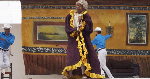 Compañía antorchista nacional presenta obra en teatro de Edomex