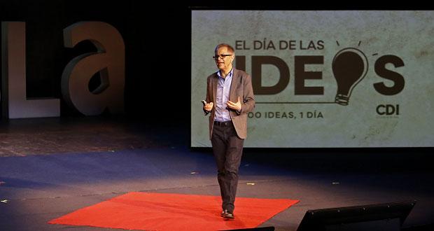 Feria de Puebla ofrece ponencias sobre tecnología en Día de la ideas