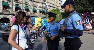 Desplegarán mil 67 policías para vigilar desfile del 5 de Mayo
