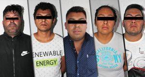Detienen a cinco personas en el barrio de San Antonio y Las Ánimas