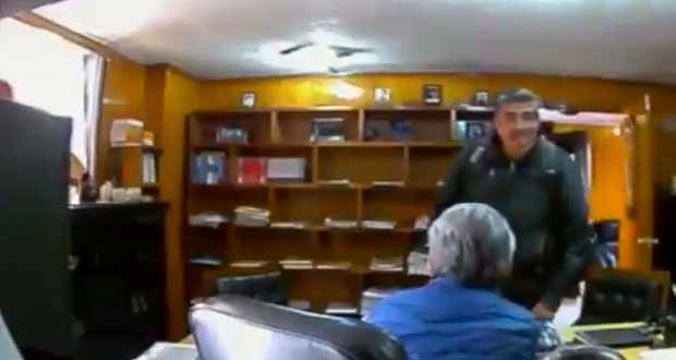 Difunden video de asesinato de abogado en Edomex