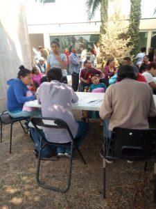 Durante campañas, Secretaría de Bienestar entrega tarjetas
