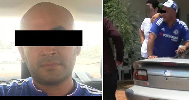 """Cae """"El Pelón"""", empleado de Pemex y presunto autor de masacre en Minatitlán"""