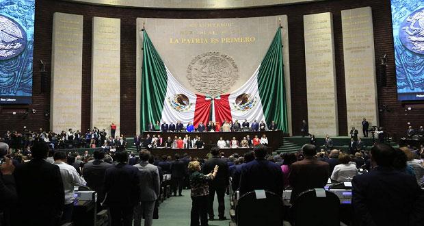 En San Lázaro, aprueban paridad de género para 3 niveles de gobierno