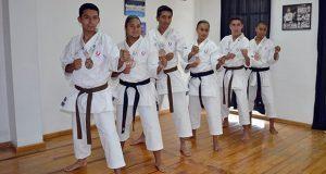 En Universiada Nacional, 6 alumnos de BUAP ganan bronce en karate