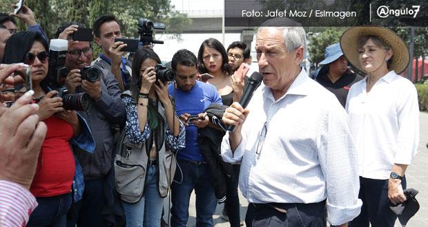 Cárdenas responsabiliza al horario del debate por bajo interés de ciudadanos