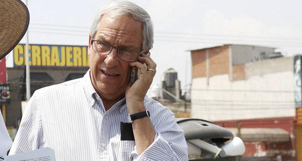 Cárdenas acusa amenazas por celular contra su hotel en San Pedro