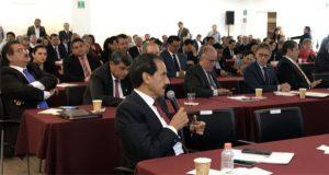 Esparza y rectores dialogan sobre mejorar resultados de fiscalización