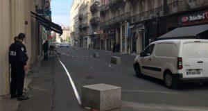 Explota bomba en ciudad de Francia; policía ya busca a un sospechoso