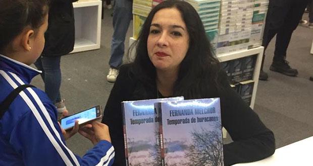 La mexicana Fernanda Melchor gana premio alemán de literatura
