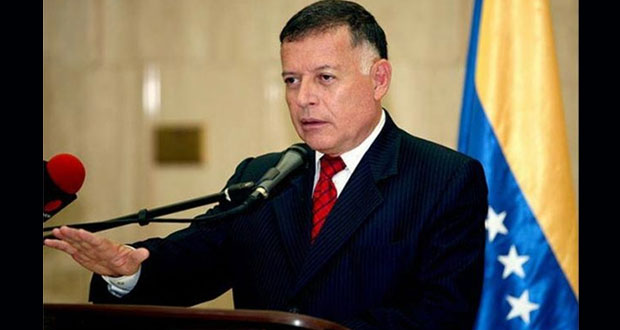 "México da beneplácito a embajador de Maduro; ""es por tradición"": SRE"