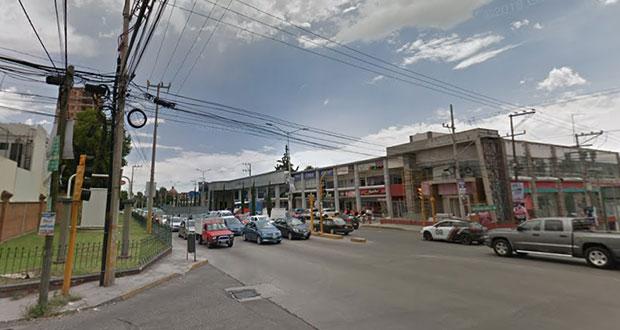 Gobierno estatal va por obra de paso inferior en Zavaleta y Camino Real