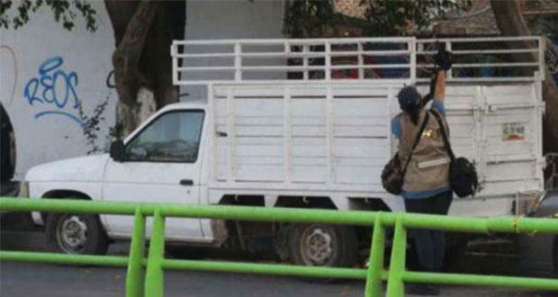 Hallan camioneta con ocho cadáveres en Chilpancingo, Guerrero