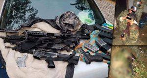 Hay un adolescente entre homicidas de marino en Xicotepec, revela AMLO