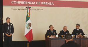 Helicóptero caído en Querétaro, con mantenimiento y combustible: Semar