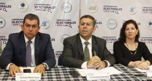 IP vigilará elección de Puebla con 265 observadores acreditados