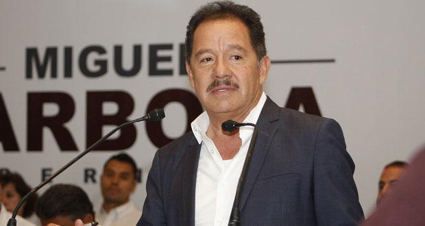 Barbosa va por duplicar policías y dar 5% de presupuesto a campo