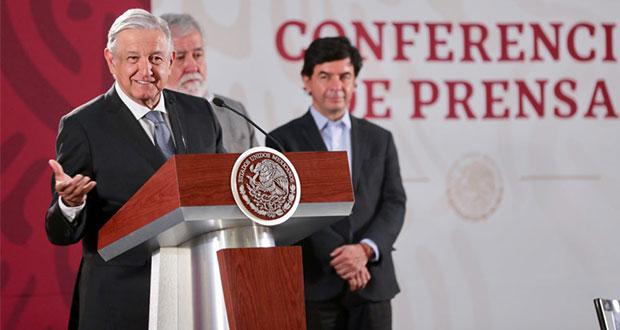 Instituto devolverá a pueblo bienes de criminales y corrupción: AMLO