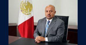 Javier Machuca asume dirección de Policía Auxiliar