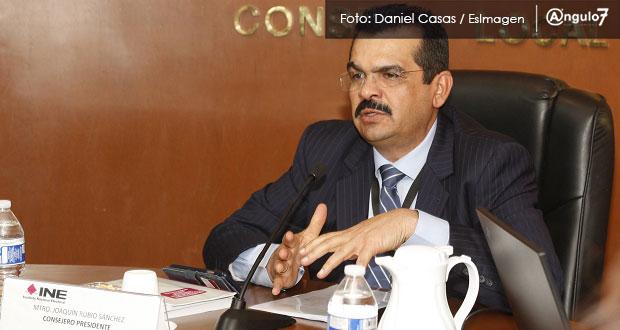 Gendarmería resguarda boletas ante falta de respuesta de Sedena: INE