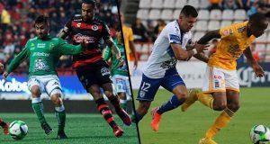 Liguilla: León, con un pie en semifinales; Tigres iguala en Pachuca
