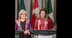México alista aranceles contra EU
