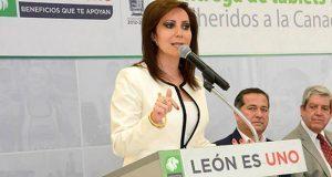 Detienen a exalcaldesa priista de León por presunto peculado