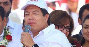 """Acusaciones del PAN a Morena, medida """"desesperada"""": Mario Delgado"""