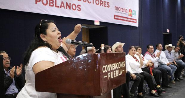 Apoyo a Barbosa por propuestas; no traicioné a PRI: Maritza Marín