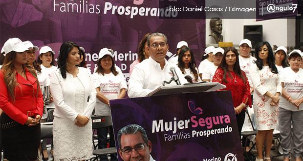 Merino propone cadena perpetua a violadores, feminicidas y tratantes