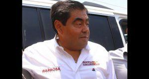 PAN va a querer judicializar la elección porque va a perder, señala Barbosa
