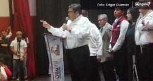 Se revisarán casos de perseguidos políticos del morenovallismo: Barbosa