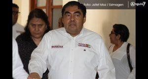 Afirma Barbosa que hay crimen organizado en Puebla y promete erradicarlo
