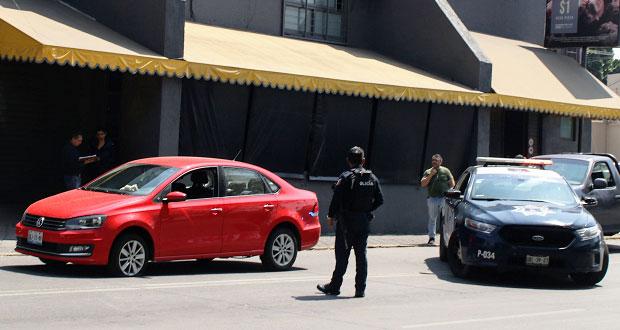 Mujer no fue levantada en bulevar 5 de Mayo; Ssptm la ubicó, aclaran
