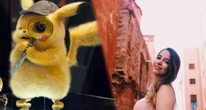 Conoce a la mexicana que da vida a los Pokémon en Detective Pikachu