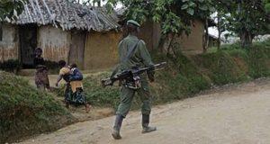 Niñas violadas y enviadas al frente de la insurgencia en el Congo