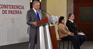 Obra de refinería de Dos Bocas, a cargo de Pemex y Sener: AMLO