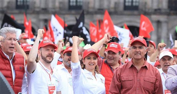 Ante INE, PRI reconoce que infló padrón con 5 millones de militantes