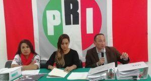 PRI presenta 82 denuncias contra Juntos Haremos Historia en Puebla