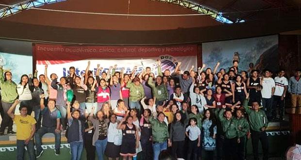 Representarán estudiantes mixtecos a Puebla en Agromar 2019