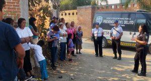 San Andrés Cholula sigue formando comités de Ciudadano Alerta